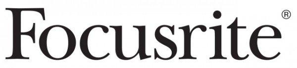 Studio setup - Focusrite Logo
