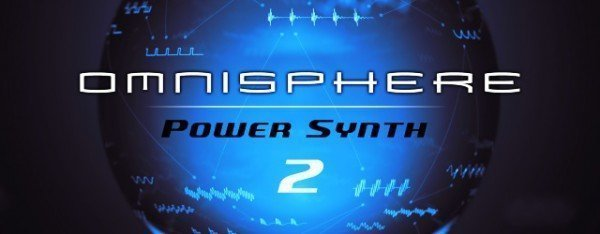 Studio setup - Omnisphere 2 Logo