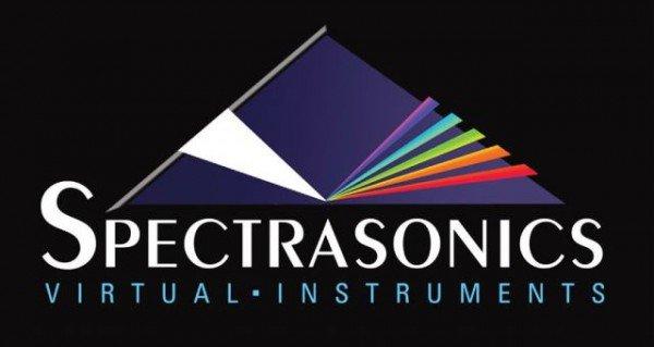 Studio setup - Spectrasonics Logo