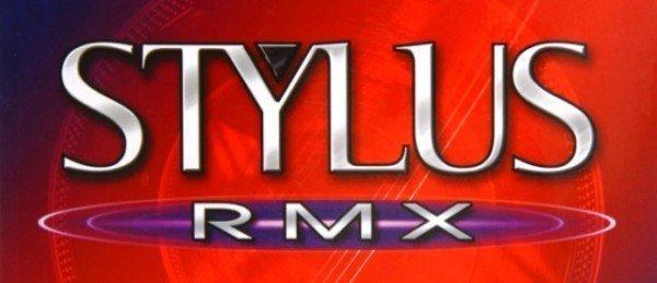 Studio setup - Stylus RMX Logo