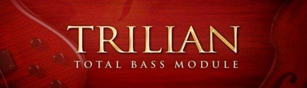 Studio setup - Trilian Logo
