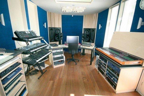 Armin van Buuren studio