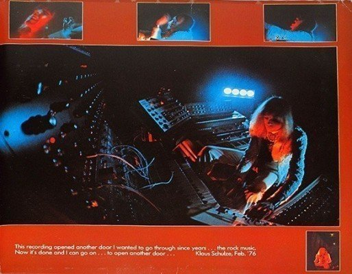 Inner sleeve of the album Moondawn (1976)