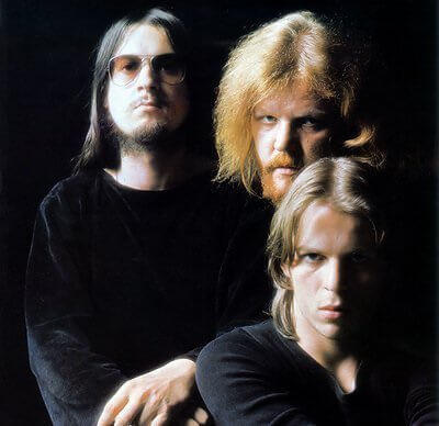 Tangerine Dream in 1974