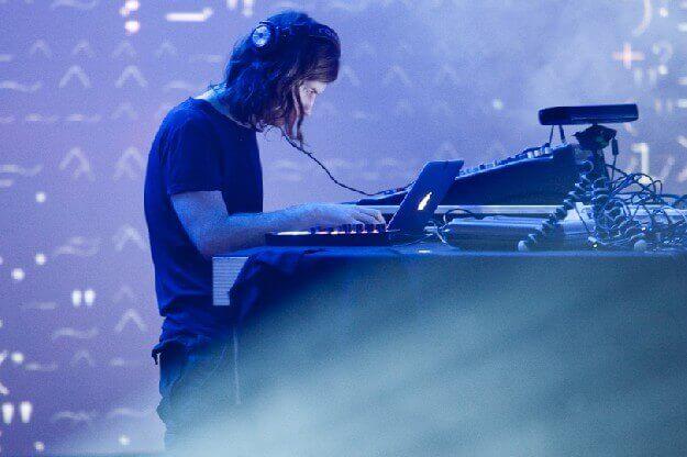 Aphex Twin - Richard David James