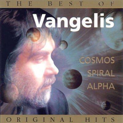 Album Cover The Best Of Vangelis