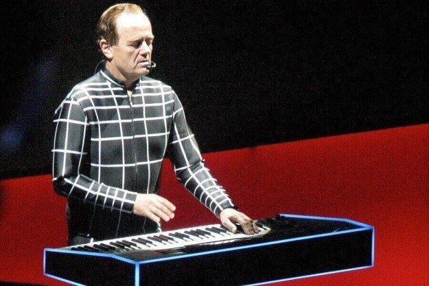 Kraftwerk - Ralf Hütter