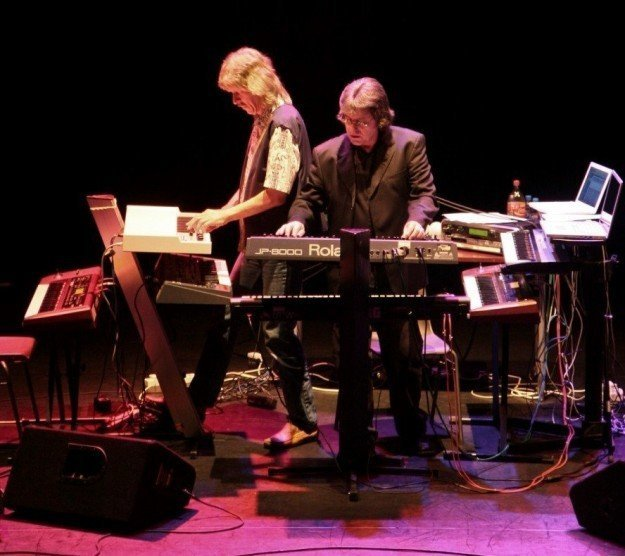 The evolution of electronic music - Klaus Hoffmann-Hoock & David Wright