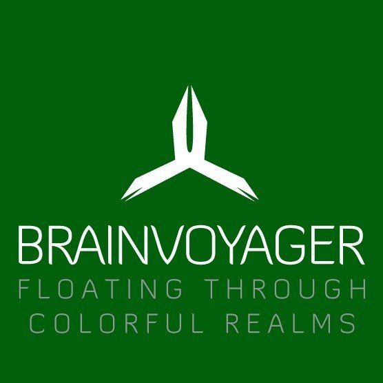 Floating Through Colorful Realms by Brainvoyager