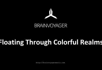 Video Floating Through Colorful Realms by Brainvoyager
