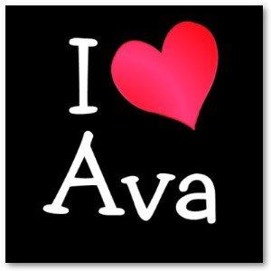 A.V.A Live Radio Poster