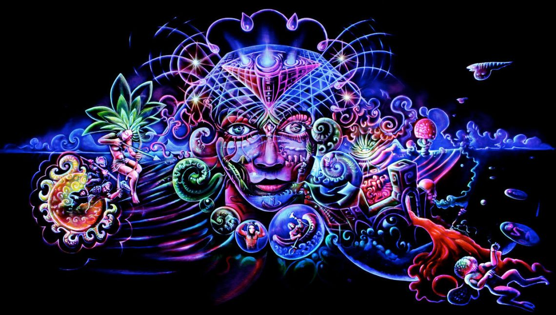 Mind Trip - Electronic music of Brainvoyager