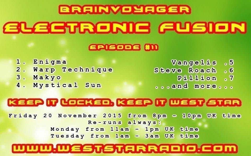 Banner Electronic Fusion E11