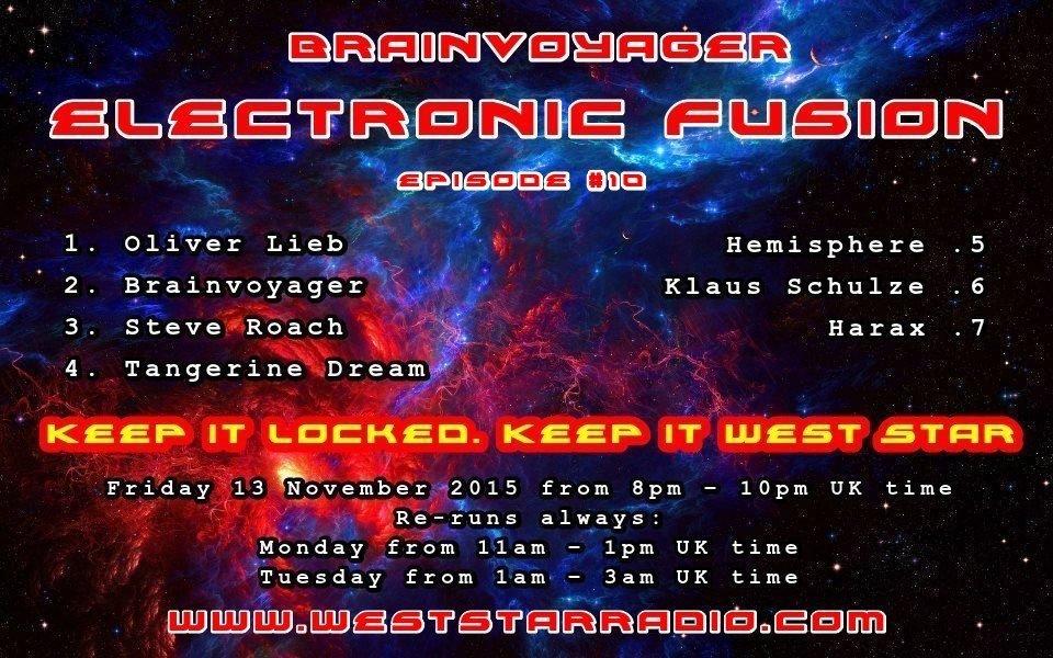 Banner Electronic Fusion E10