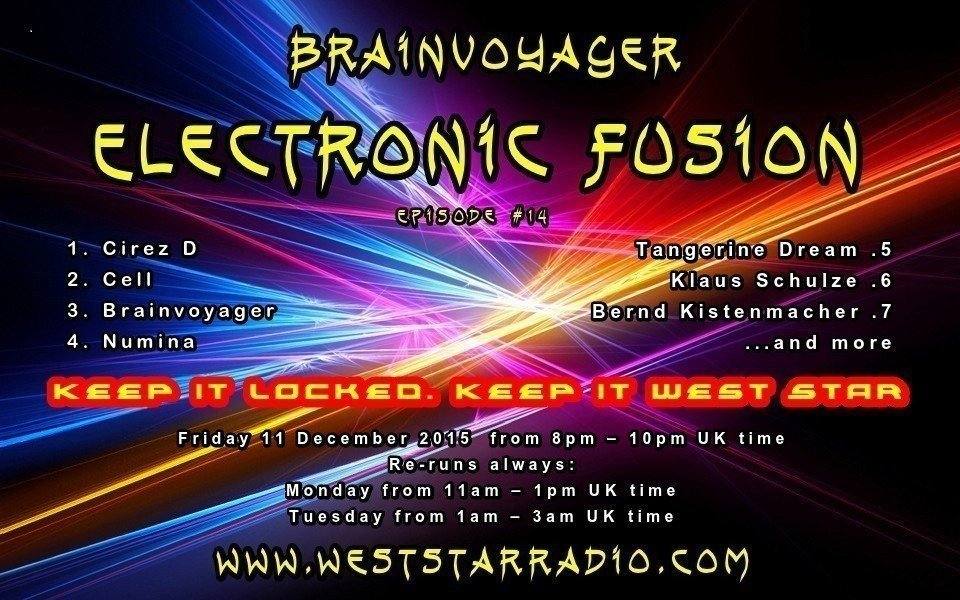 Banner Electronic Fusion E14