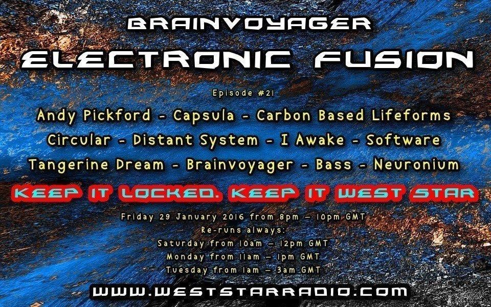 Banner Electronic Fusion E21