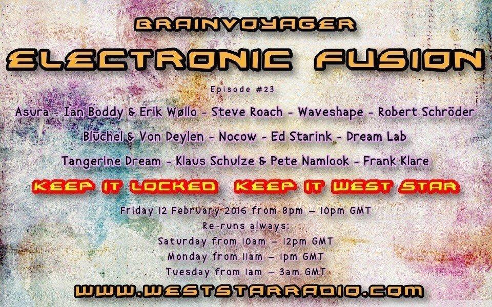 Banner Electronic Fusion E23