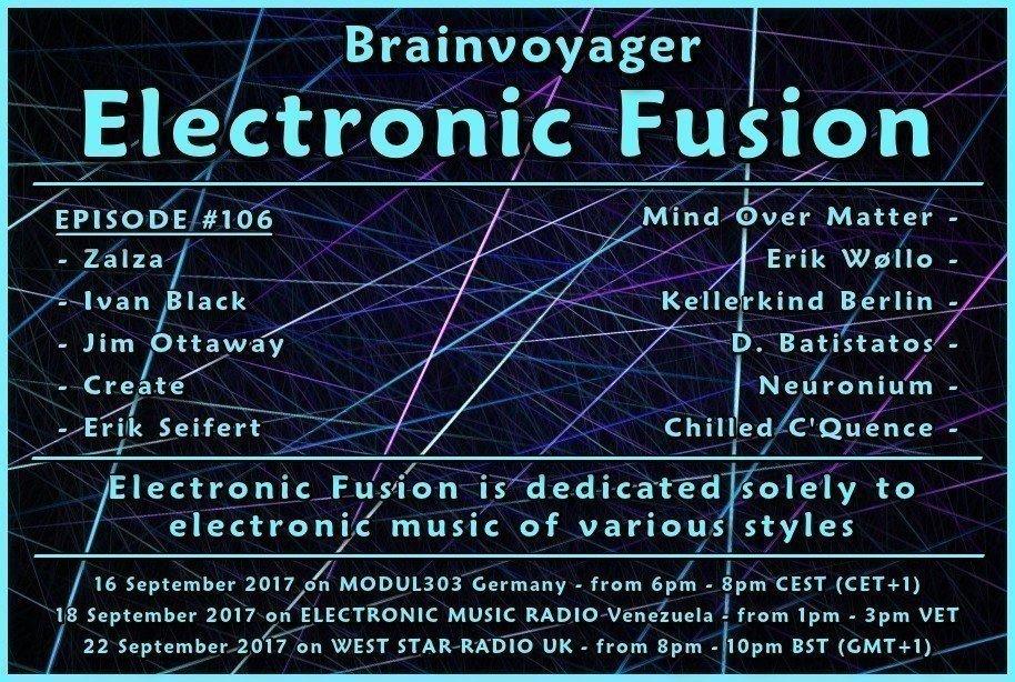 Banner Electronic Fusion E106