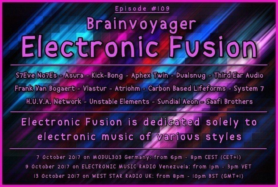 Banner Electronic Fusion E109