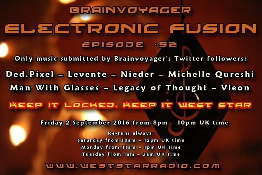 Banner Electronic Fusion E52