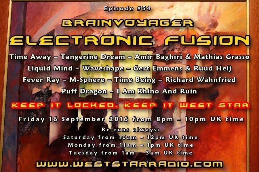Banner Electronic Fusion E54