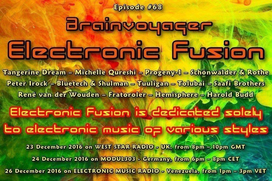 Banner Electronic Fusion E68