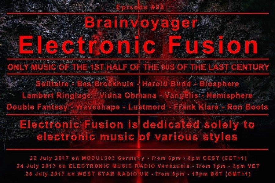 Banner Electronic Fusion E98