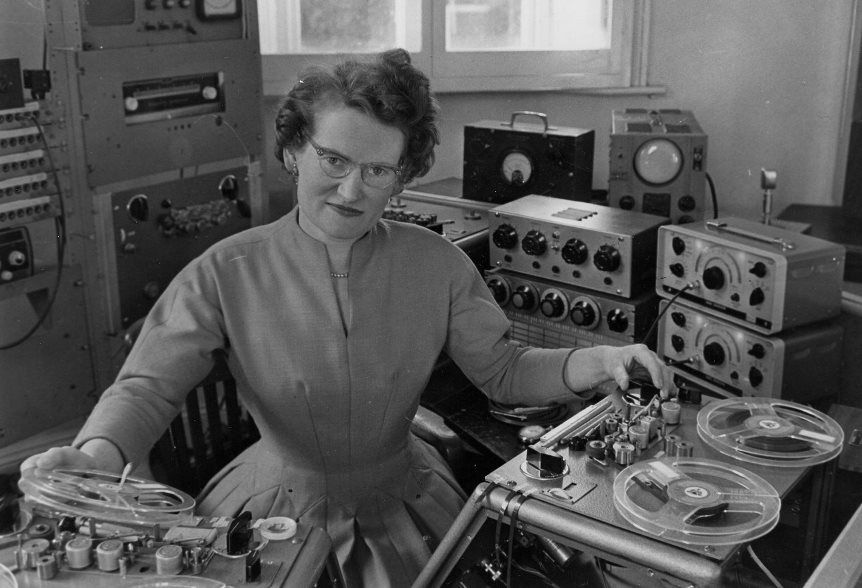 History of electronic music - Electronic Music of Brainvoyager - Daphne Oram