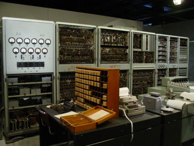 History of electronic music - Electronic Music of Brainvoyager - CSIRAC
