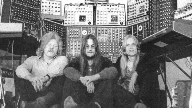 History of electronic music - Electronic Music of Brainvoyager - Tangerine Dream