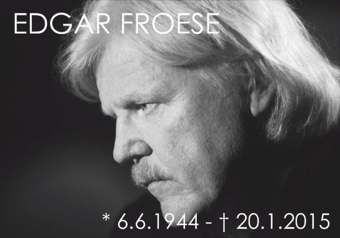 Tangerine Dream - Edgar Froese - Electronic Music of Brainvoyager
