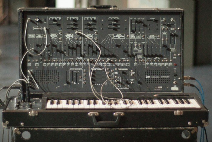 Retro synth revival - The legendary ARP 2600 - Electronic Music of Brainvoyager
