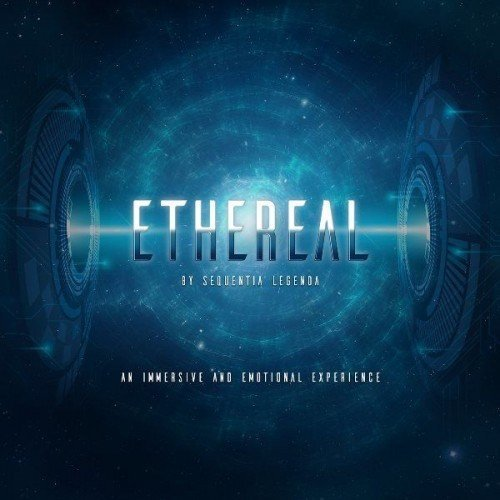 Laurent Schieber - Sequentia Legenda - cover Ethereal - Electronic Music of Brainvoyager