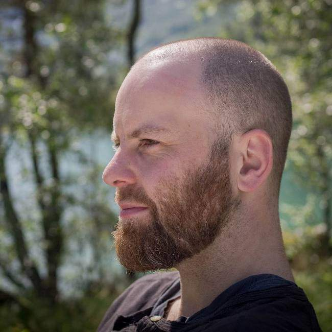 Breidablik - Morten Birkeland Nielsen - Electronic music of Brainvoyager - Electronic Fusion