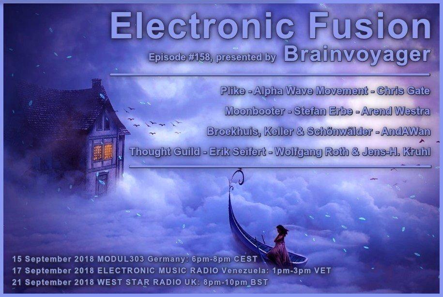 Banner Electronic Fusion E158