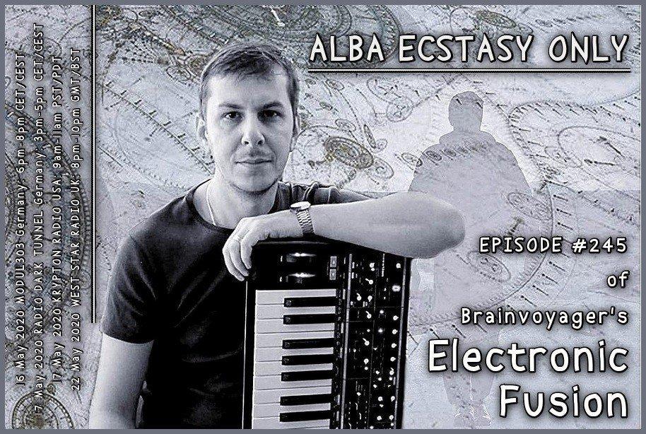Banner Electronic Fusion E245