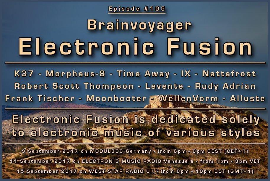 Banner Electronic Fusion E105
