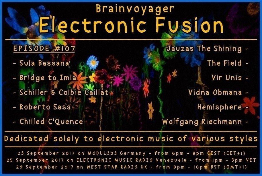 Banner Electronic Fusion E107
