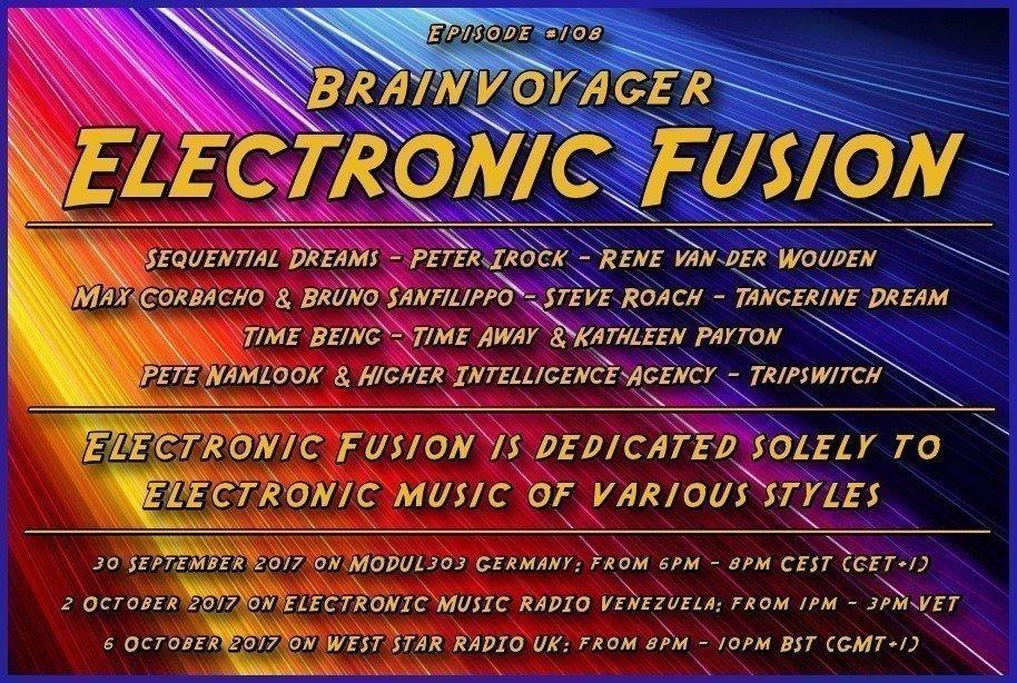 Banner Electronic Fusion E108