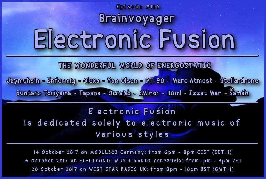 Banner Electronic Fusion E110