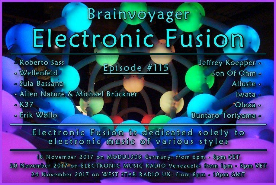 Banner Electronic Fusion E115