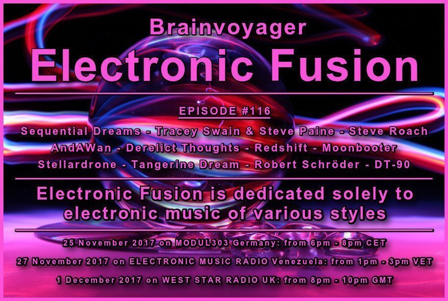 Banner Electronic Fusion E116