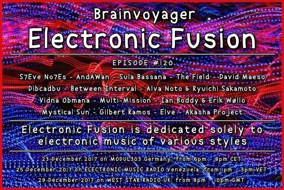 Banner Electronic Fusion E120
