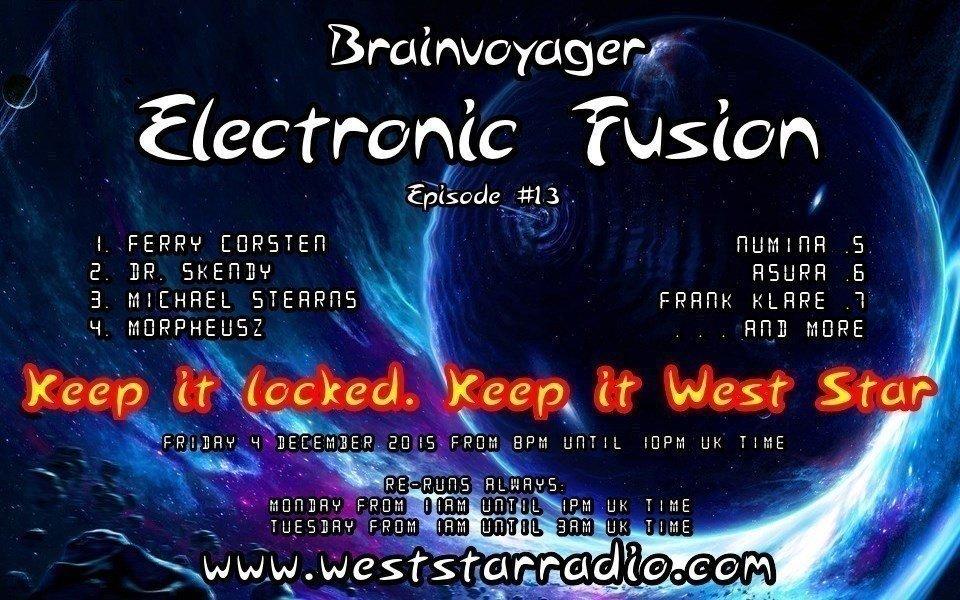 Banner Electronic Fusion E13