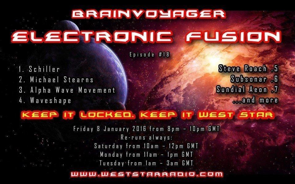 Banner Electronic Fusion E18
