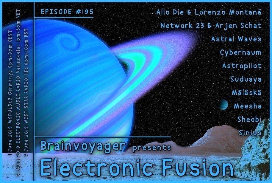 Banner Electronic Fusion E195