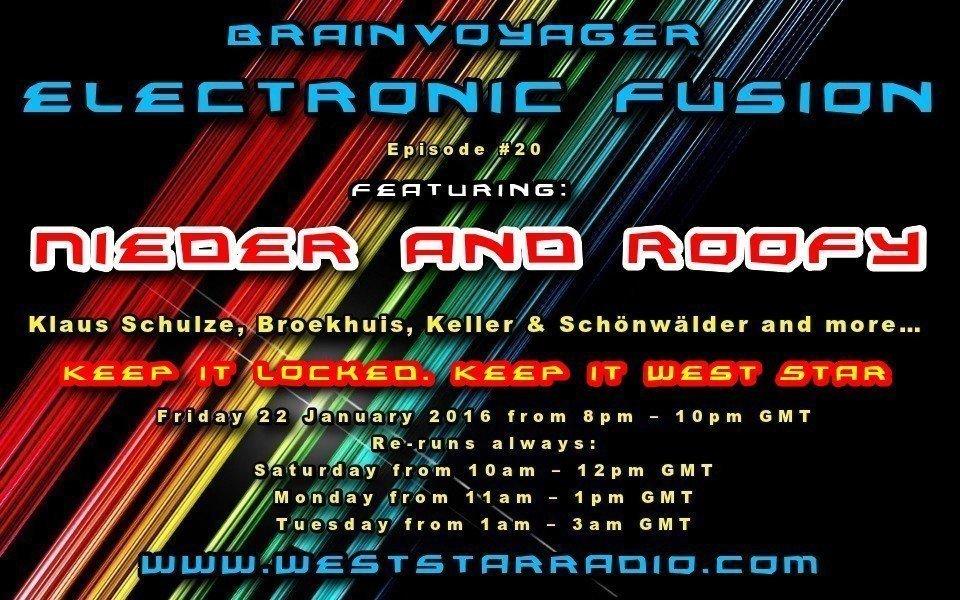 Banner Electronic Fusion E20