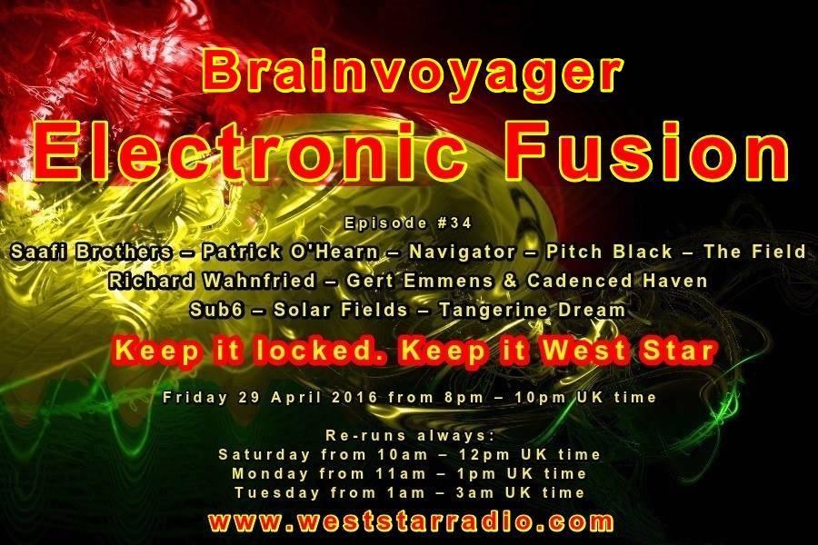 Banner Electronic Fusion E34