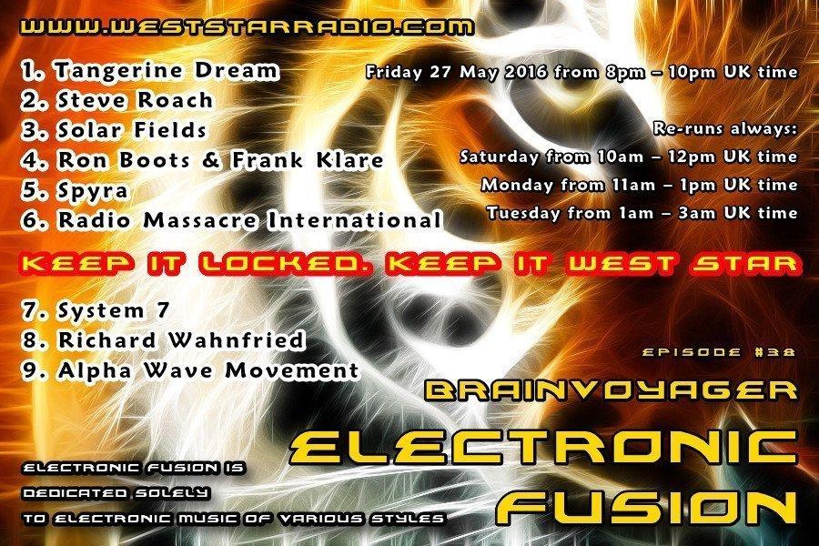 Banner Electronic Fusion E38