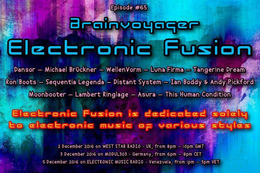 Banner Electronic Fusion E65
